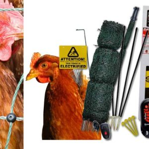 Poultry net kit